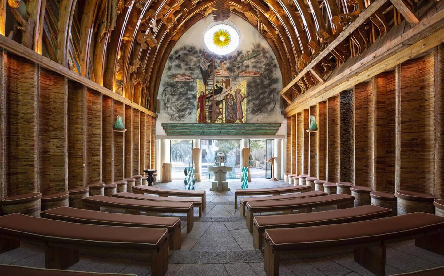 Porto Rotondo Church