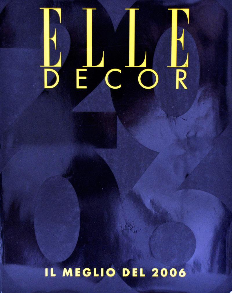 Elle Decor 2006