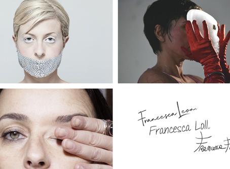 My Name is Francesca, la mostra virtuale segnalata da The Art Post Blog