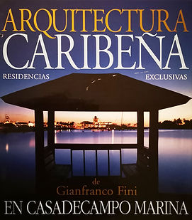 Caribbean Architecture Book by Gianfranco Fini
