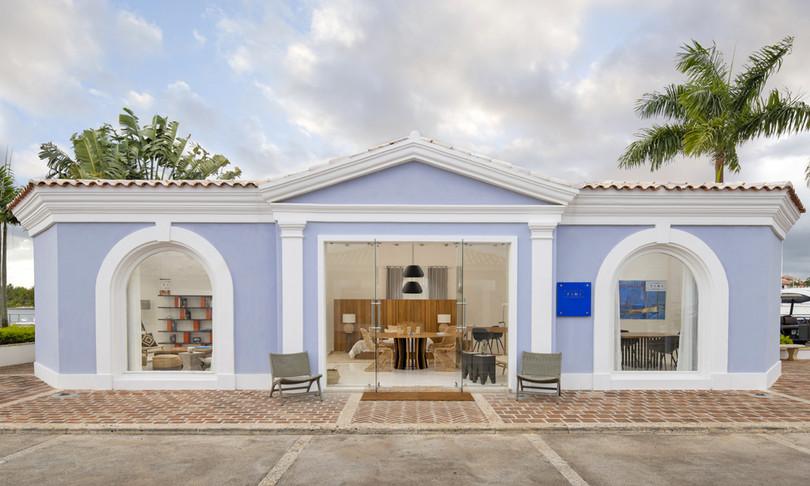 Studio Fini Design Showroom Entrance