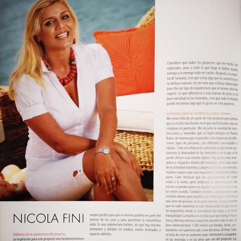 Nicola Fini on Santo Domingo Times