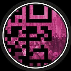 Pink Noise 2 digital show by Francesca Fini