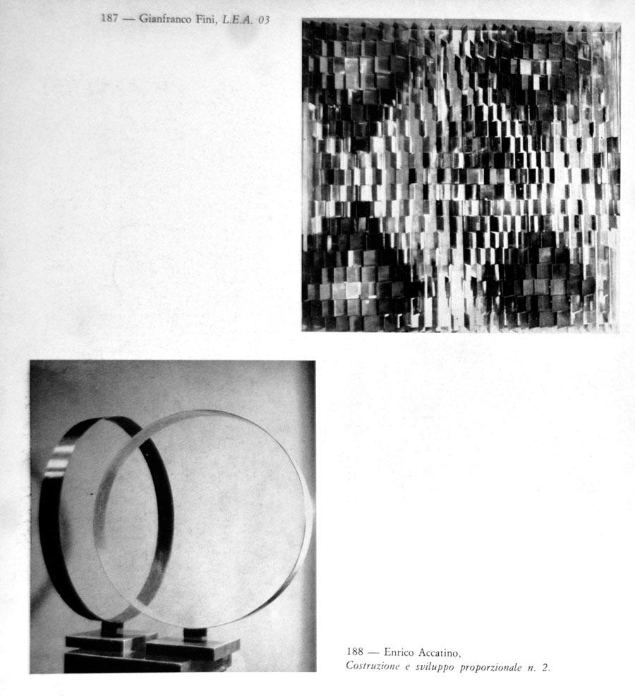 Sesta Biennale Romana 1968