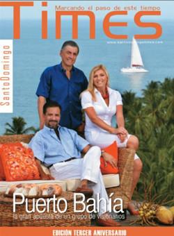 Santo Domingo Times on Puerto Bahia