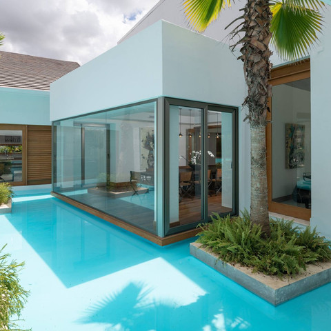 Villa Moderna in Casa de Campo