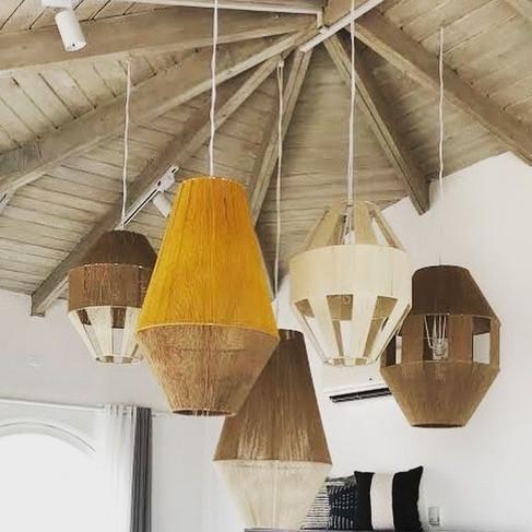 Cord Lamps @ Studio Fini Design Store