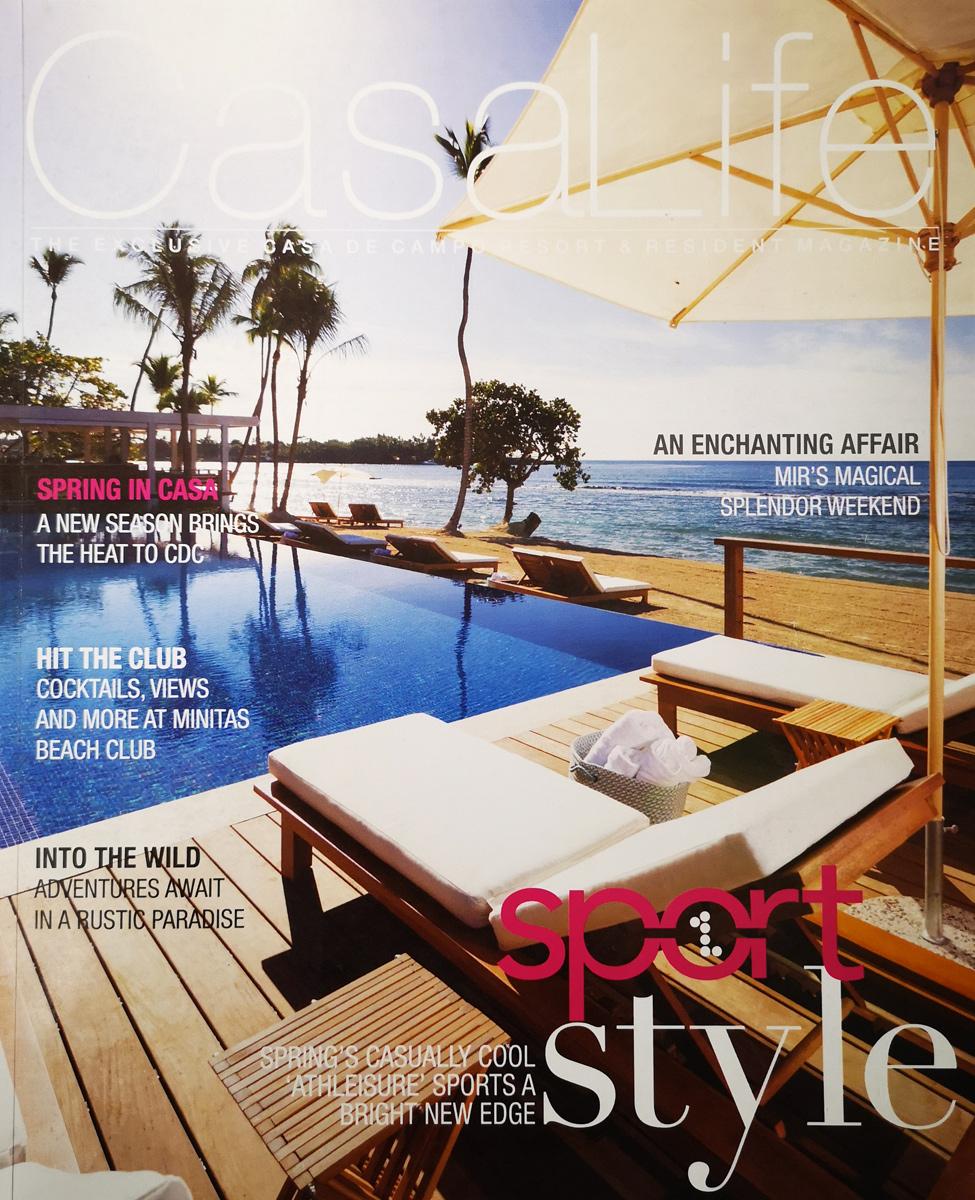 Casa Life Magazine Cover