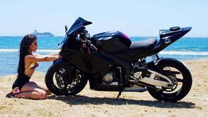 Elena: A London lovely in Cyprus