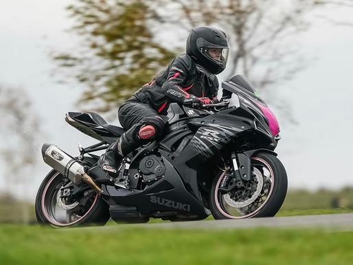 Jodie: Suffolk Sportsbike Sweetheart
