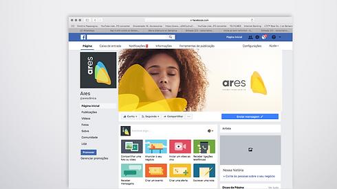 marca logo identidade visual branding papelaria timbrado clinica site intagram facebook redes sociais