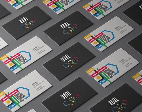 marca logo identidade visual branding papelaria cartao de visitas