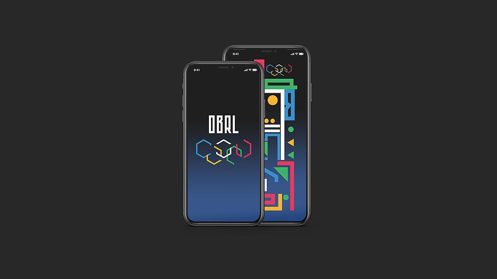 marca logo identidade visual branding design app