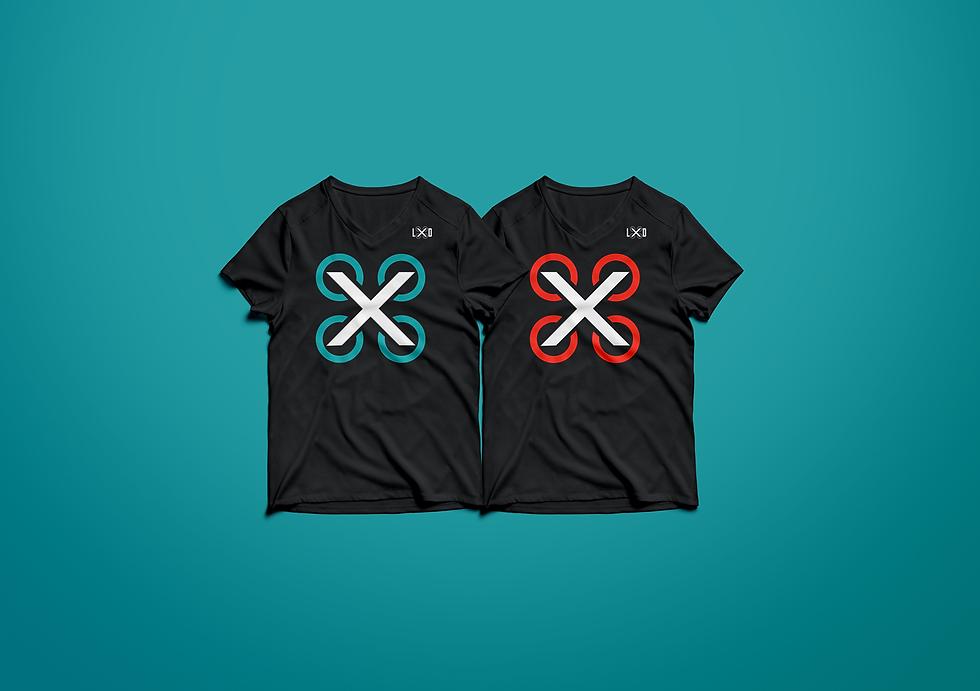 marca logo identidade visual branding camisa brinde abada estampa estamparia