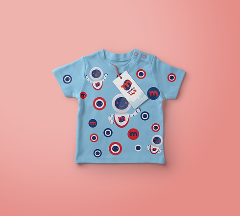 marca logo identidade visual branding uniforme brinde camisa promocional
