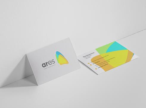marca logo identidade visual branding papelaria timbrado clinica
