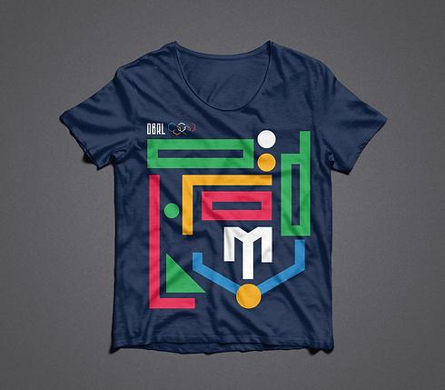 marca logo identidade visual branding brinde camisa