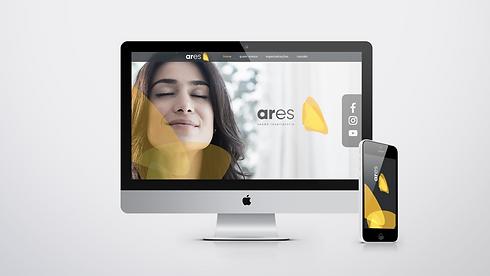 marca logo identidade visual branding papelaria timbrado clinica site intagram facebook
