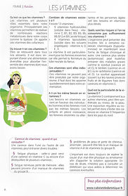 article vitamines guillaume blanchard dieteticien