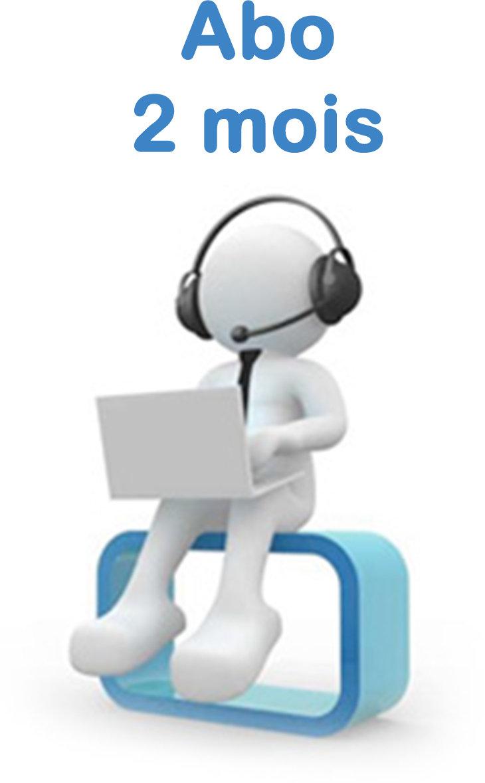 Visio-consultation - Abo 8 consultations
