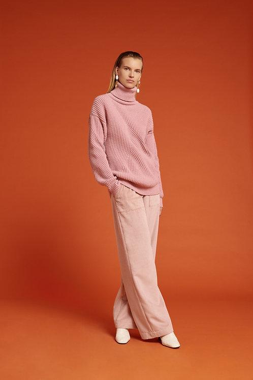 Turtleneck knitwear 159006