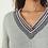 Thumbnail: 139009 - V-neck Knitwear