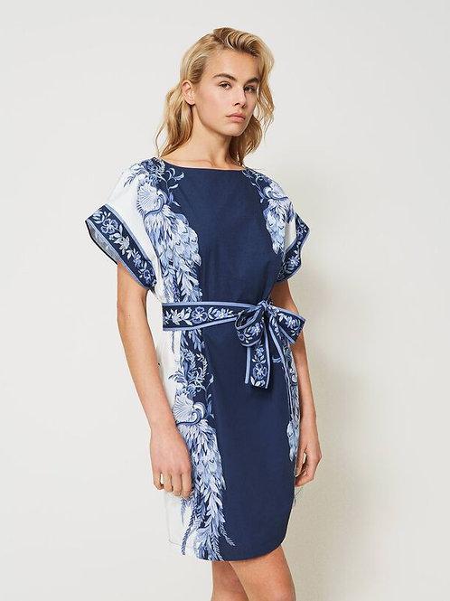 WOVEN DRESS 2191