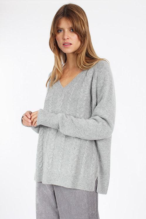 V-neck Knitwear 159025