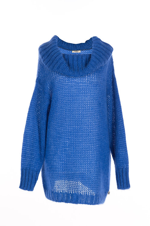 202TP3270	 - KNITTED SWEATER - BLUETTE SC