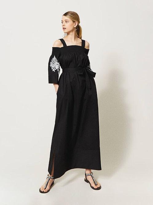 WOVEN DRESS 2475