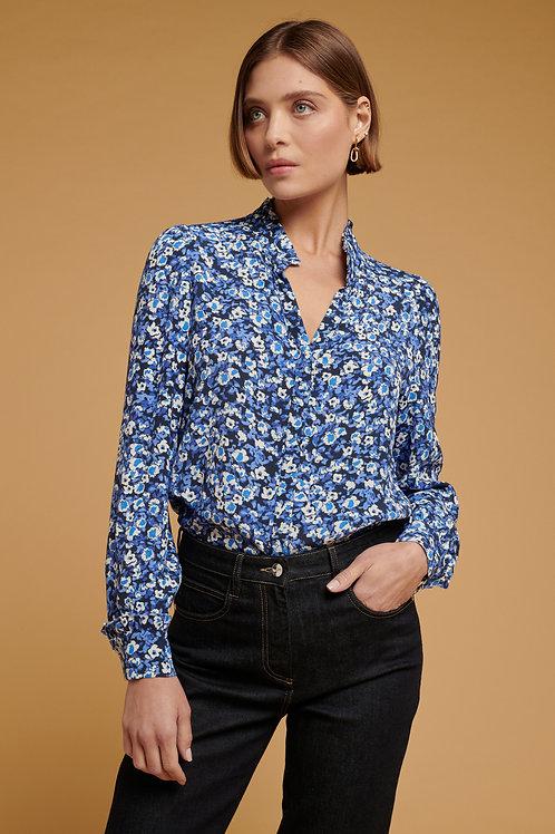Long sleeve blouse 157009