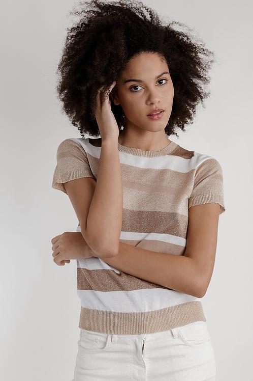 129020 - Short sleeve pullover