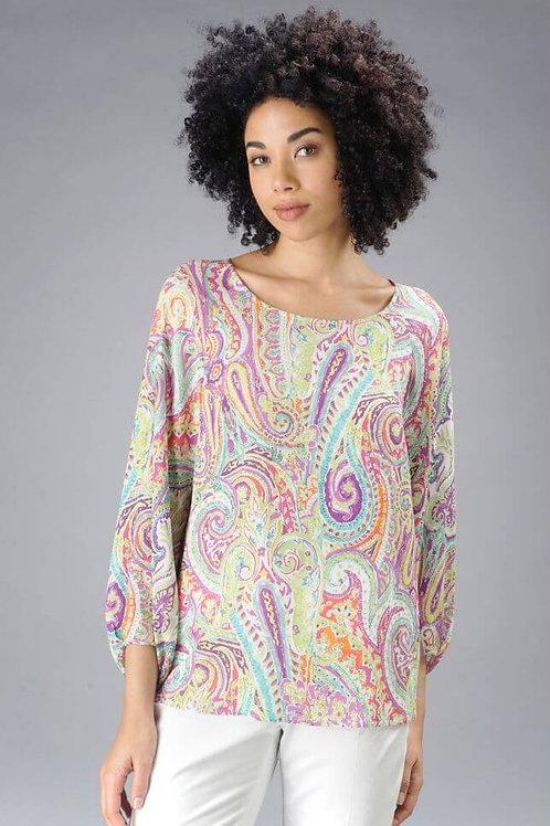 Long sleeve blouse 147003