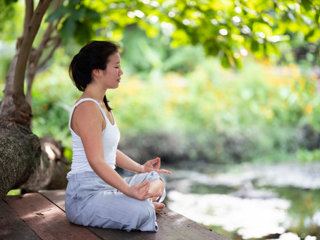Grounding for Stressful Times