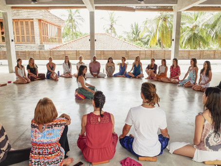 Community Yin Yoga is Back!🌞