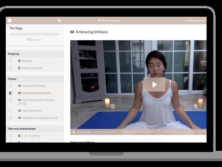 Online Yin Yoga Course