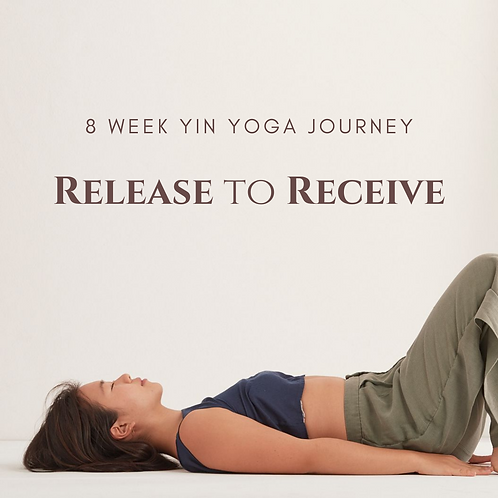 8 Week Yin Yoga