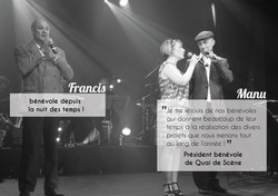 Francis et Manu