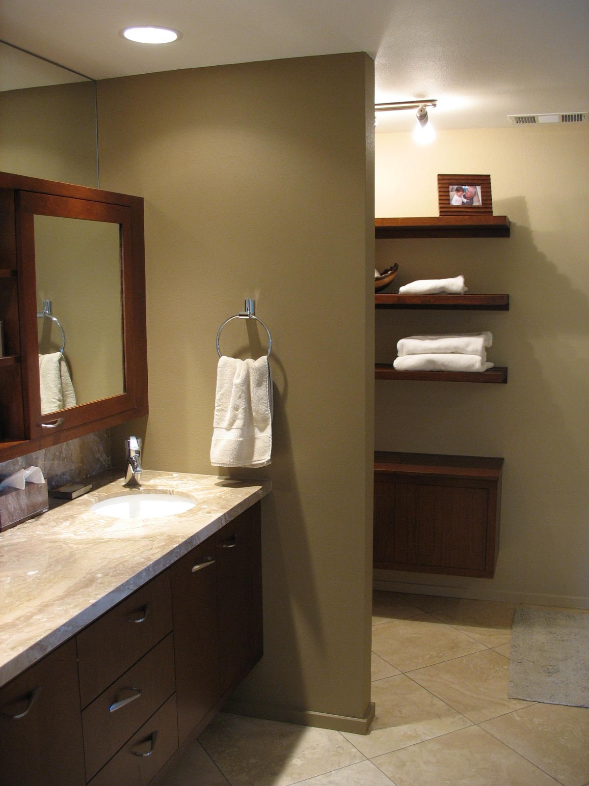 Mission Viejo master bath