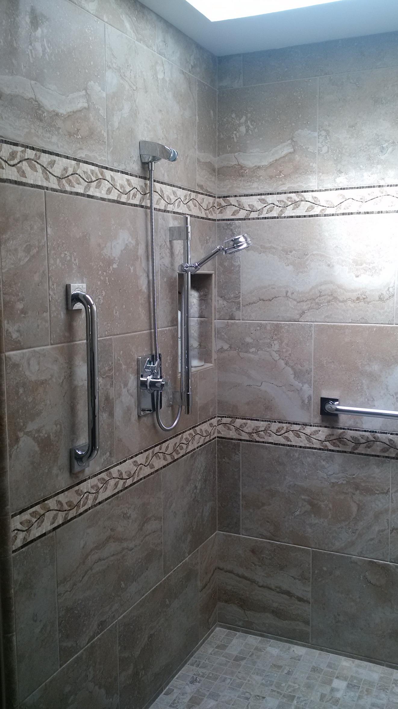 San Juan master bath