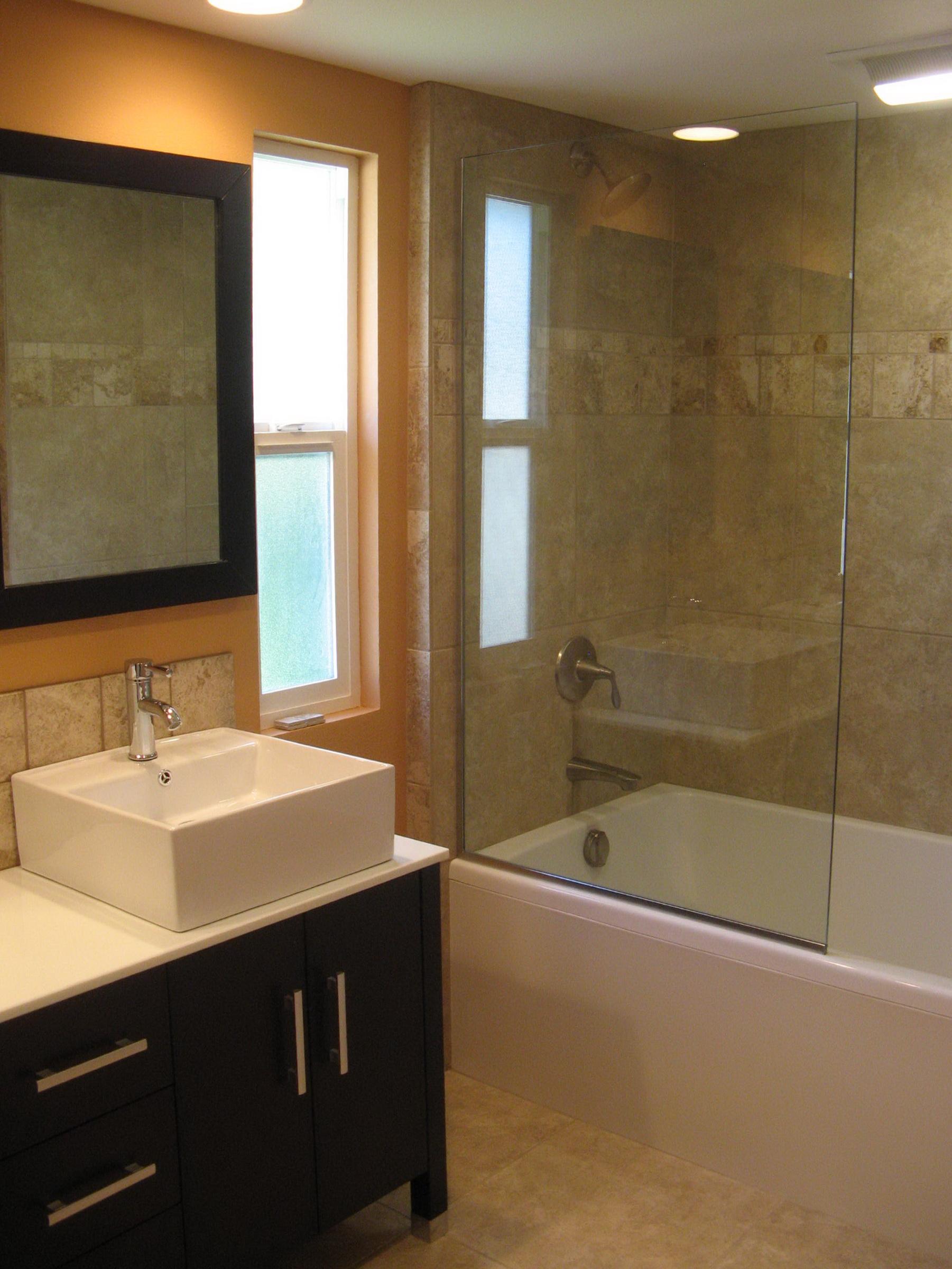 San Clemente master bath