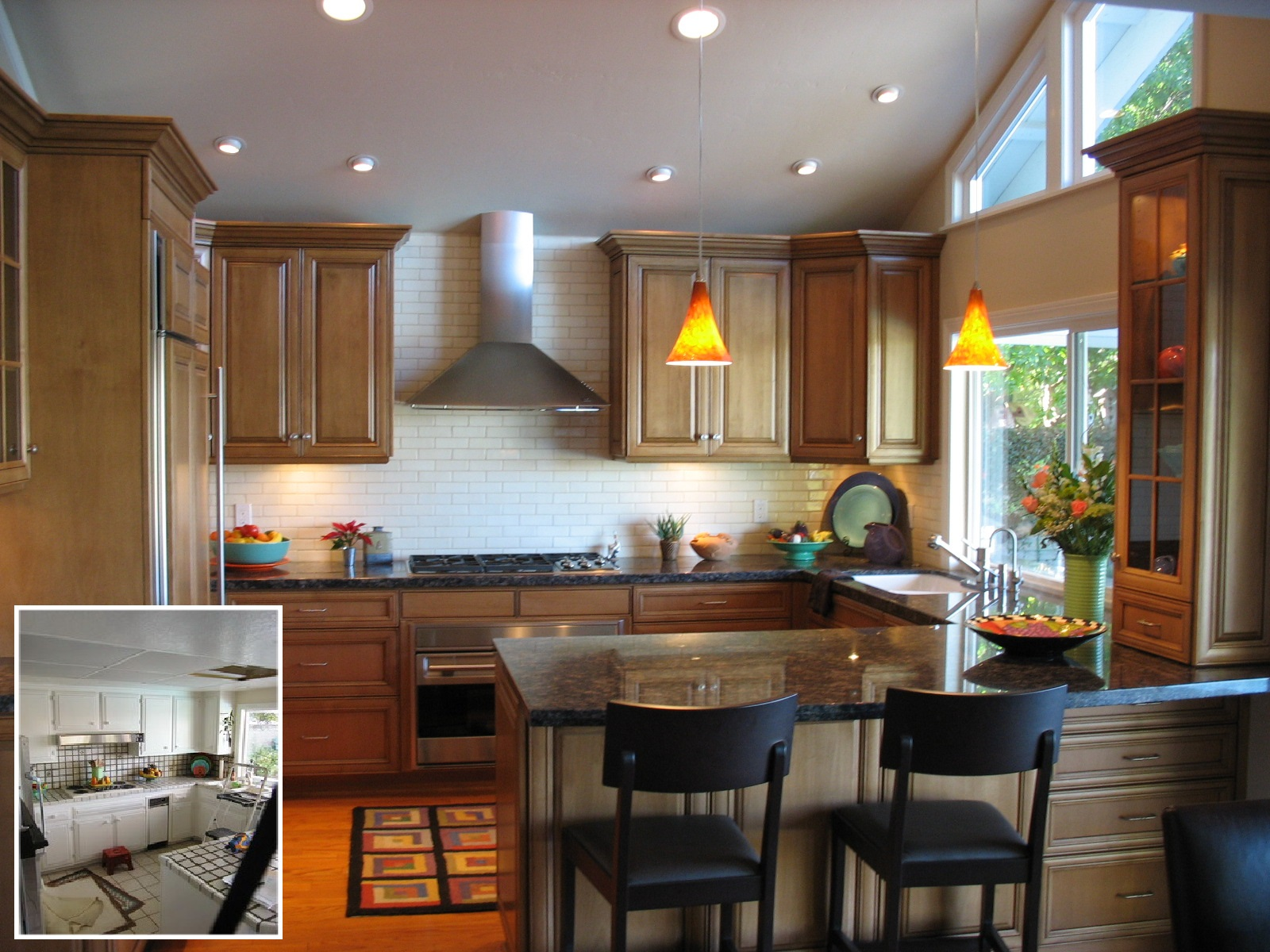 Laguna Niguel Traditional kitchen B4aA