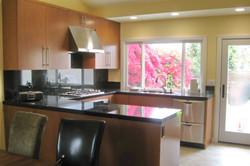 Niguel Shores Contemporary kitchen