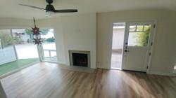 San Clemente living room
