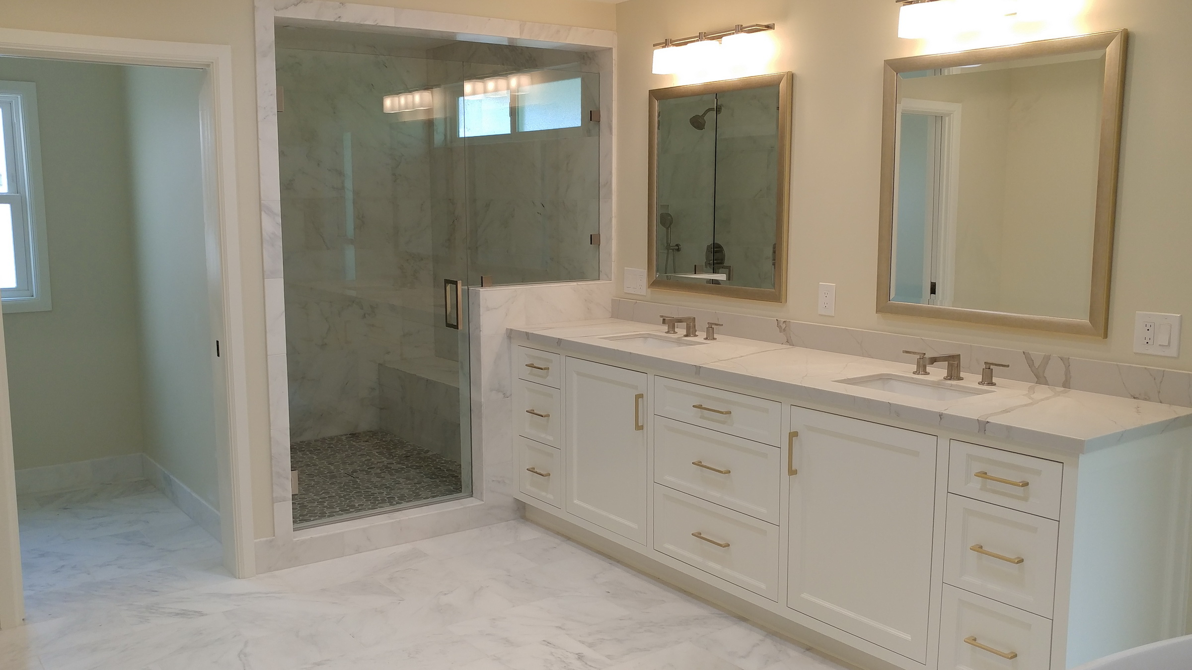 Capo Beach master bath