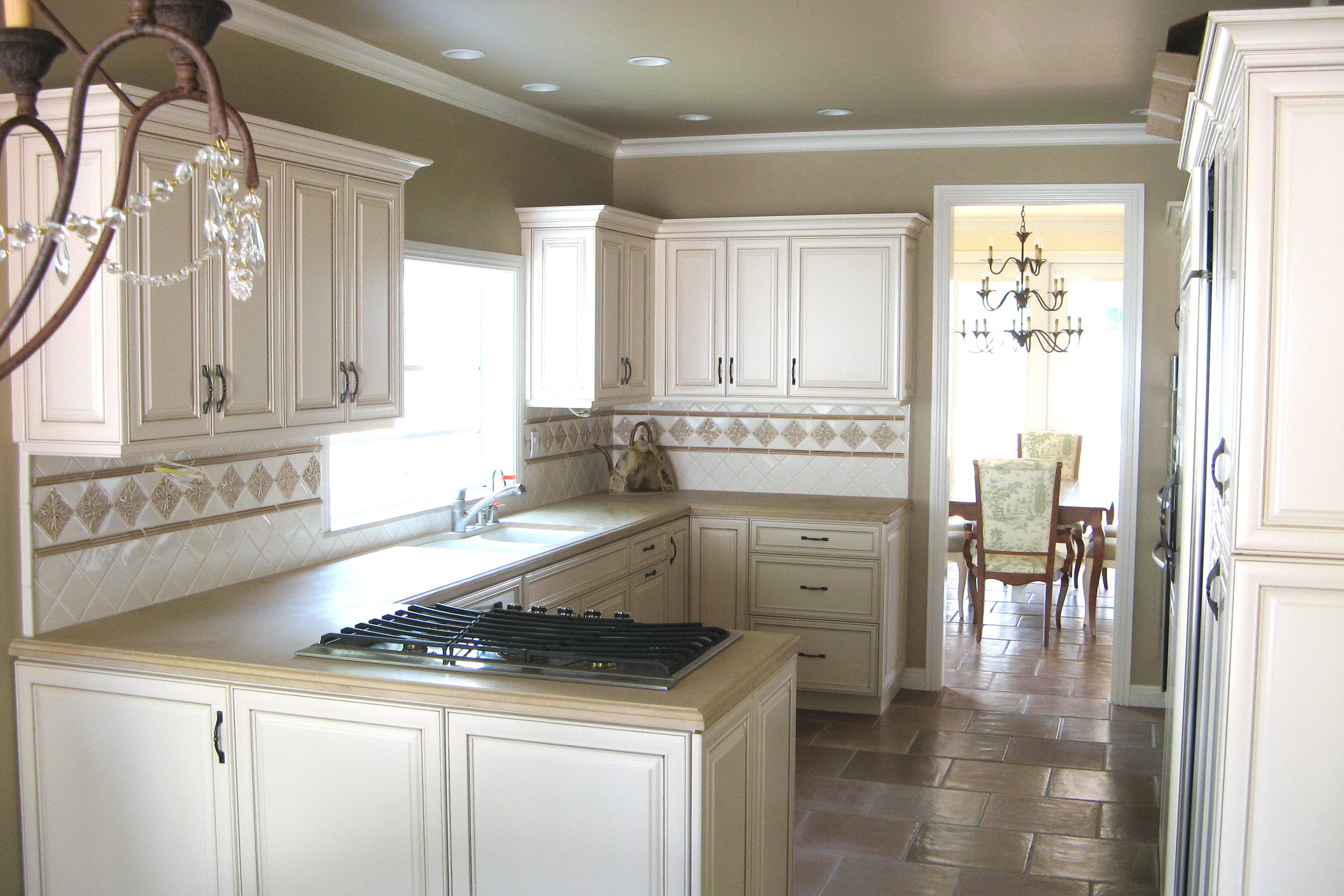 Laguna Woods Traditional Kitchen