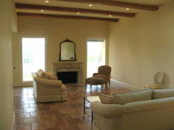 Laguna Woods elegant living room