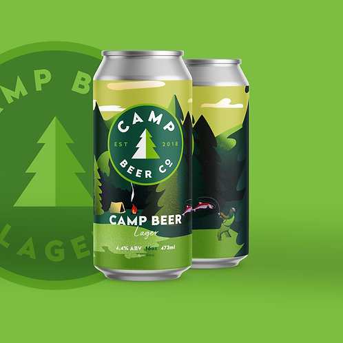 Camp Beer - Lager