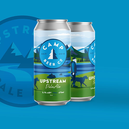 Upstream - Pale Ale