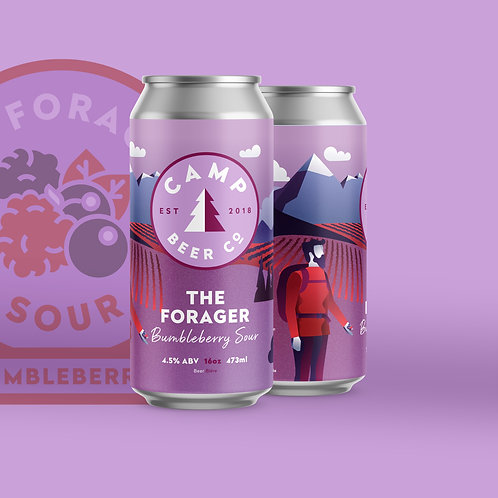 The Forager - Bumbleberry Sour